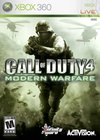 Call of Duty 4: Modern Warfare for Xbox 360 box image