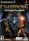 Champions: Return to Arms for PlayStation 2 box image