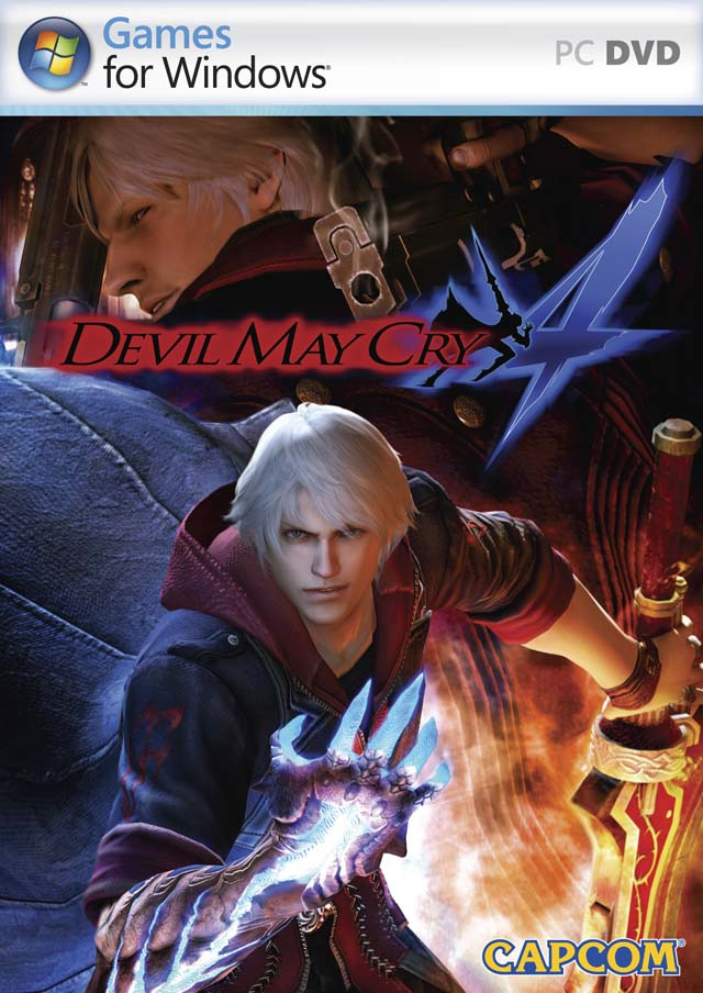 Devil May Cry 4[17 juillet 2008]