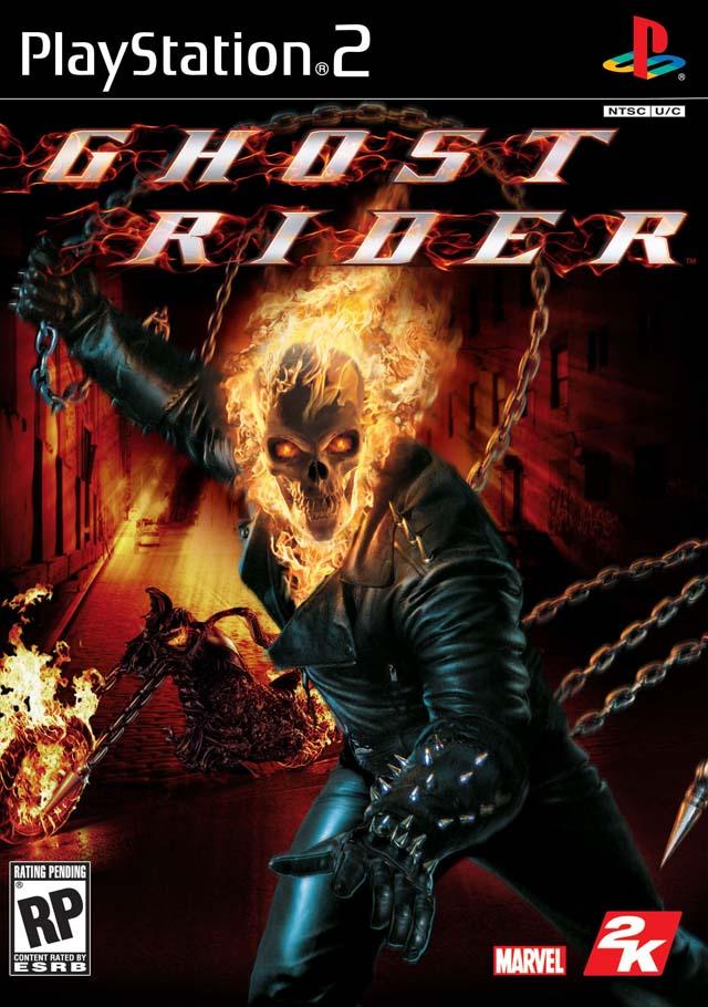 Muchos Juegos Ps2 (iso) Ghost-rider-ps2