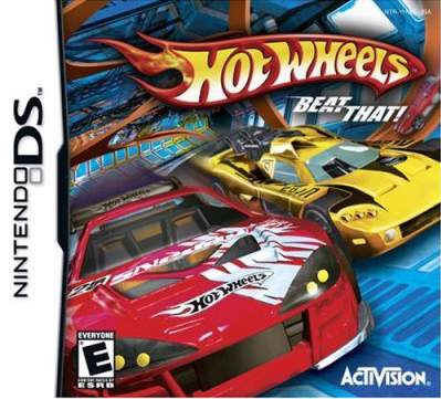 Hot Wheels : Beat That ! DS