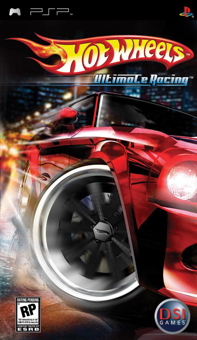 (Psp) Hot Wheels Ultimate Racing