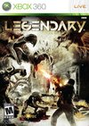 Legendary: The Box for Xbox 360 box image