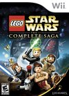 Lego Star Wars: The Complete Saga for Wii box image