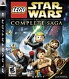 Lego Star Wars: The Complete Saga for PlayStation 3 box image
