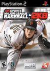Major League Baseball 2K9 for PlayStation 2 box image