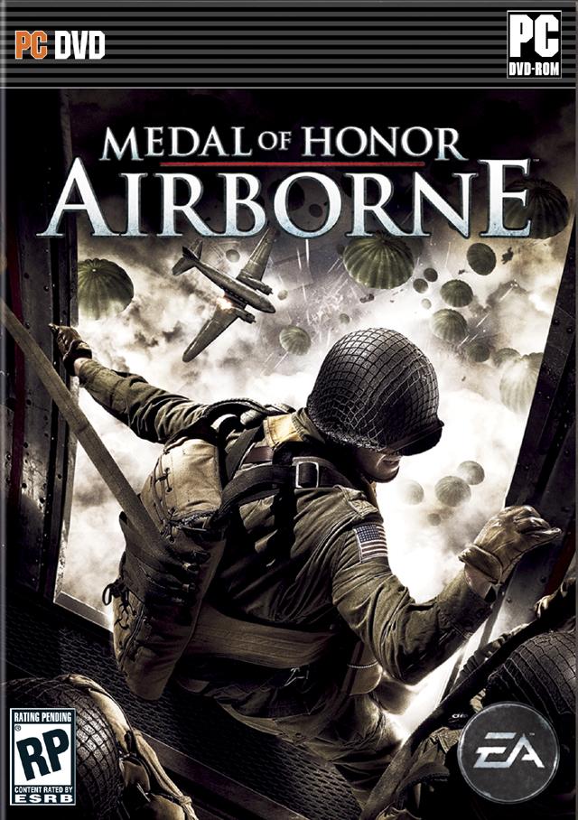 لعبة الاكشن Medal Honor Airborne