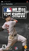 MLB 09: The Show for PlayStation Portable box image