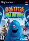 Monsters vs. Aliens for PlayStation 2 box image