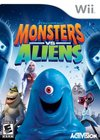 Monsters vs. Aliens for Wii box image