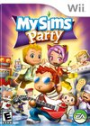 MySims Party for Wii box image