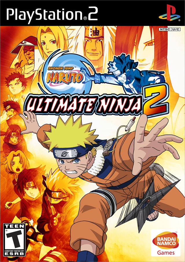 Naruto Ultimate Ninja 2 Picture