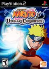 Naruto: Uzumaki Chronicles for PlayStation 2 box image