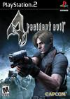 Resident Evil 4 for PlayStation 2 box image
