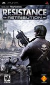 Resistance: Retribution for PlayStation Portable box image