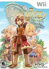 Rune Factory Frontier for Wii box image