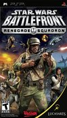 Star Wars Battlefront: Renegade Squadron for PlayStation Portable box image