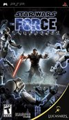 Star Wars: The Force Unleashed for PlayStation Portable box image