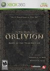 The Elder Scrolls IV: Oblivion - Game of the Year Edition for Xbox 360 box image