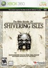 The Elder Scrolls IV: Shivering Isles for Xbox 360 box image