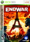 Tom Clancy's EndWar for Xbox 360 box image