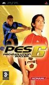 Winning Eleven: Pro Evolution Soccer 2007 for PlayStation Portable box image