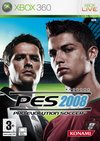 Winning Eleven: Pro Evolution Soccer 2008 for Xbox 360 box image