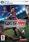 Winning Eleven: Pro Evolution Soccer 2009 for PC box image