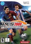 Winning Eleven: Pro Evolution Soccer 2009 for Wii box image