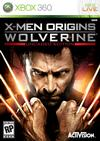 X-Men Origins: Wolverine for Xbox 360 box image