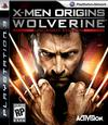 X-Men Origins: Wolverine for PlayStation 3 box image