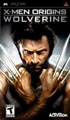 X-Men Origins: Wolverine for PlayStation Portable box image