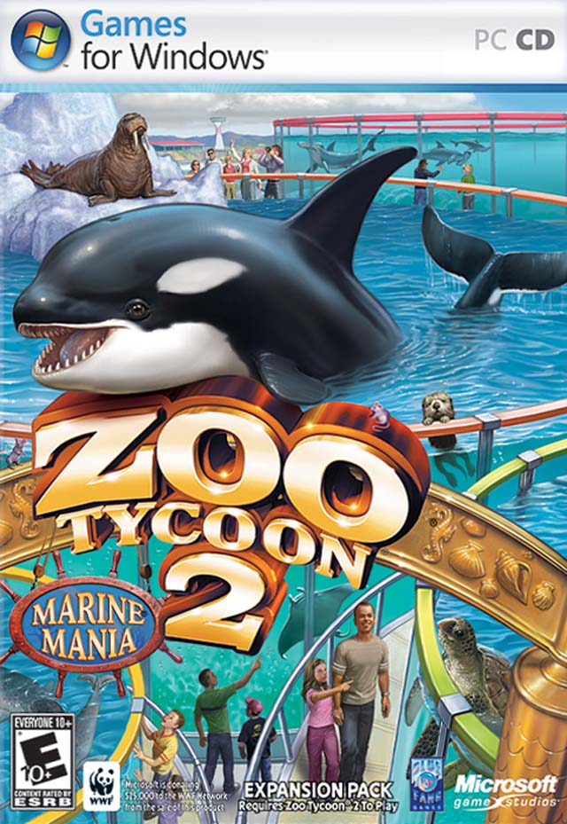 [D-link MediaFire] Kho game PC hay Zoo-tycoon-2-marine-mania-pc