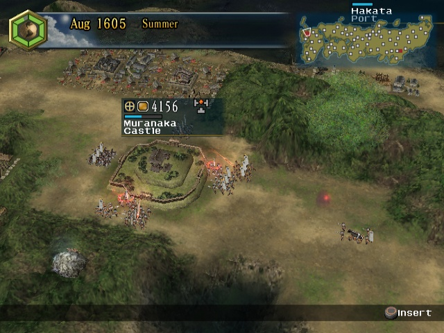 Nobunaga's Ambition: Iron Triangle for PlayStation 2 screenshot - 31611