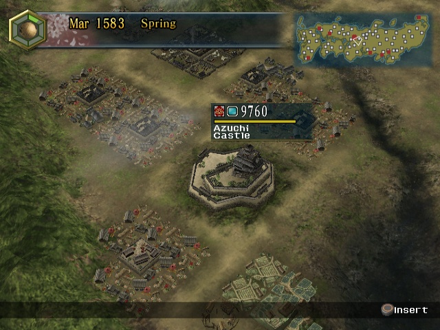 Nobunaga's Ambition: Iron Triangle for PlayStation 2 screenshot - 31616