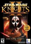Star Wars Knights of the Old Republic II: The Sith Lords for PC box image